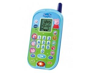 El teléfono de Peppa Pig