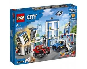 LEGO City Police 60246 Comisaría de Policía
