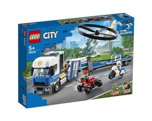 LEGO CITY CAMION POLICIA