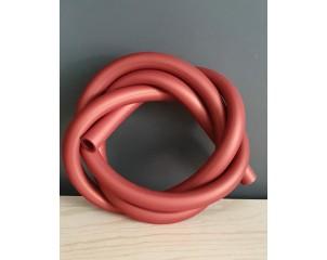 Maguera de silicona Carbono Roja