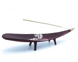 Quemador stick coco con diseño
