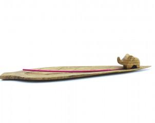 Soporte stcik madera con diseño