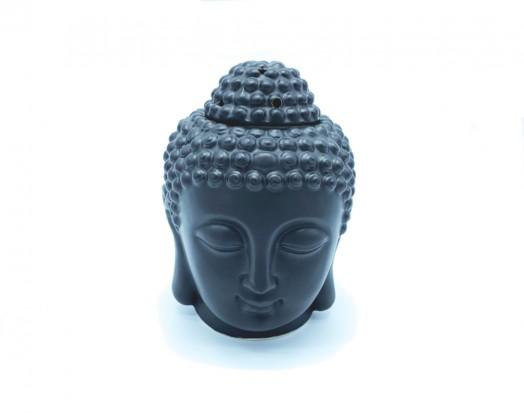 Evaporadora de Esencias Budha color negro