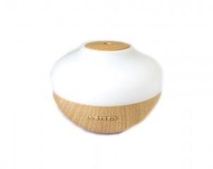 Humificador Diseño Blanco-Madera DU06