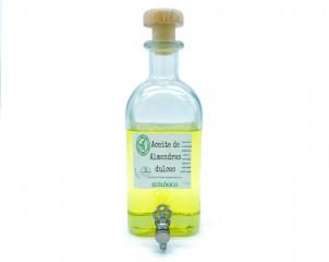 Aceite Puro de Almendras Dulces.