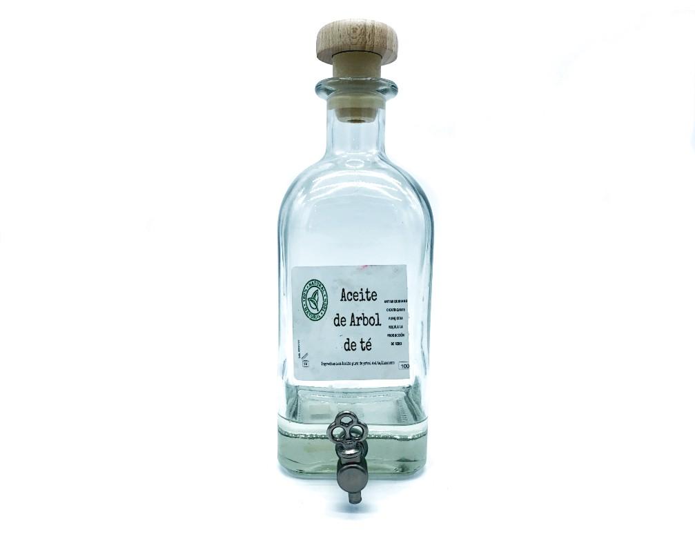 Aceite Puro de Árbol del Té a Granel