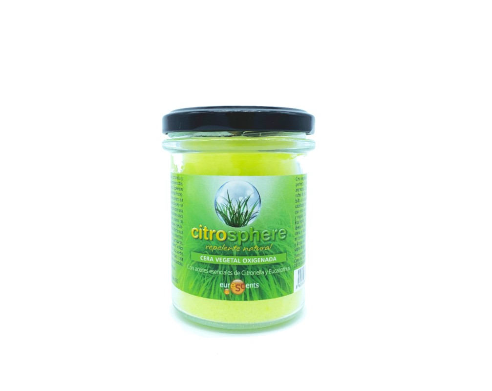 Cera vegetal Oxigenada  Repelente Natural